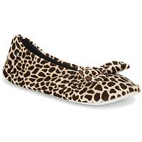 Παπούτσια Γυναίκα Παντόφλες Isotoner 95991 Brown