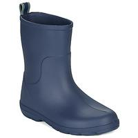 Παπούτσια Παιδί Μπότες βροχής Isotoner 99219 Marine