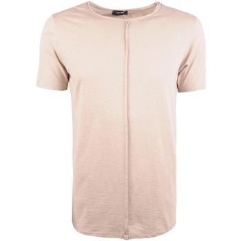 Υφασμάτινα Άνδρας T-shirt με κοντά μανίκια Xagon Man  Beige