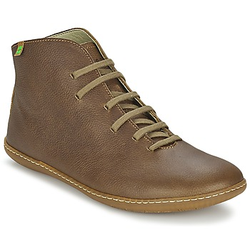 Παπούτσια Μπότες El Naturalista EL VIAJERO Brown