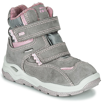 Παπούτσια Κορίτσι Μπότες Primigi WICK GORE-TEX Grey / Ροζ