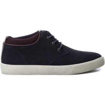Παπούτσια Άνδρας Χαμηλά Sneakers B3D 40218 SERRAJE COMBINADO NAVY Azul marino