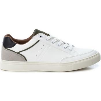 Παπούτσια Άνδρας Χαμηλά Sneakers Xti 34136 COMBINADO BLANCO Blanco