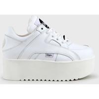 Παπούτσια Γυναίκα Ψηλά Sneakers Buffalo 1330-6 Άσπρο