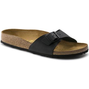 Παπούτσια Γυναίκα Τσόκαρα Birkenstock Madrid bf Μαύρο