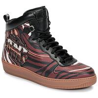 Παπούτσια Άνδρας Ψηλά Sneakers Roberto Cavalli 8343 Multicolour