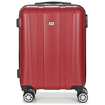 Τσάντες Valise Rigide David Jones CHAUVETTO 40L Red