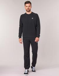 Υφασμάτινα Άνδρας Φόρμες adidas Originals TREFOIL PANT Black