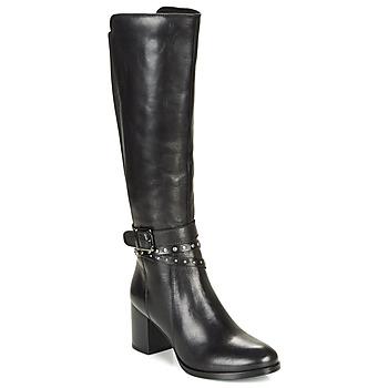 Παπούτσια Γυναίκα Μπότες για την πόλη André NAIGE Black