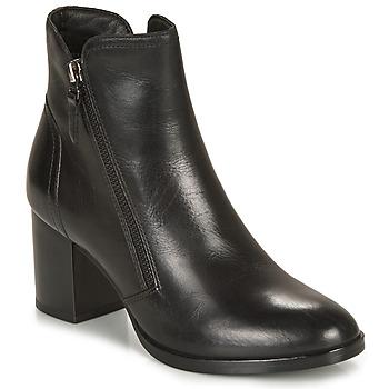 Παπούτσια Γυναίκα Μποτίνια André NEO Black