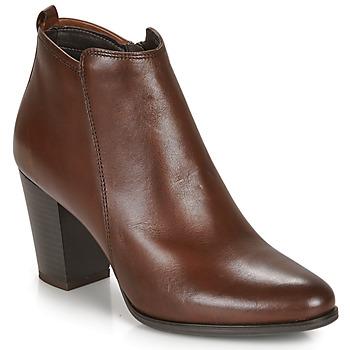 Παπούτσια Γυναίκα Μπότες André MAGDA Brown