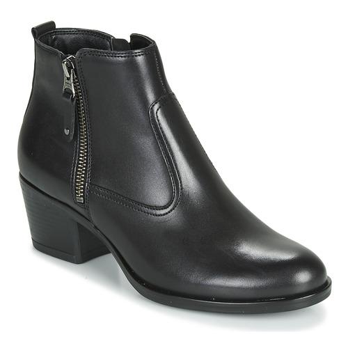 Παπούτσια Γυναίκα Μπότες André MADRID Black