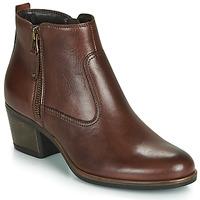Παπούτσια Γυναίκα Μπότες André MADRID Brown