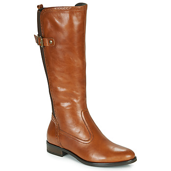 Παπούτσια Γυναίκα Μπότες για την πόλη André MAELLE Brown