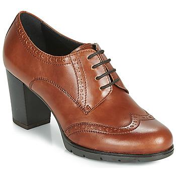 Παπούτσια Γυναίκα Derby André MAESTRO Cognac