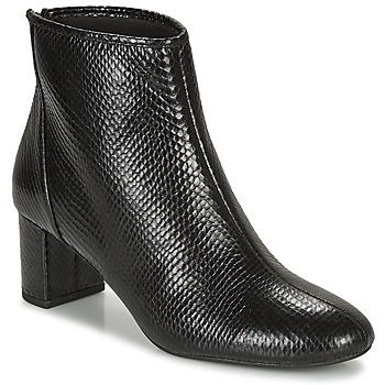 Παπούτσια Γυναίκα Μποτίνια André LEADERS Black