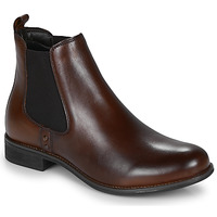 Παπούτσια Γυναίκα Μπότες André MAGIC Brown