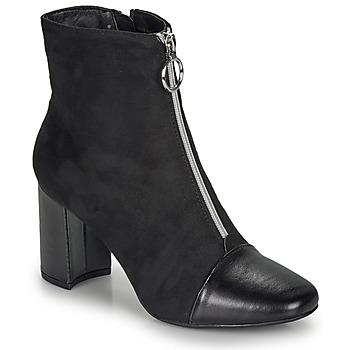 Παπούτσια Γυναίκα Μποτίνια André LAOSA Black
