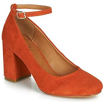 Παπούτσια Γυναίκα Γόβες André LAURIA Orange
