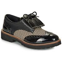 Παπούτσια Γυναίκα Derby André NATTE Black