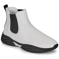 Παπούτσια Γυναίκα Μπότες André BILLIE Άσπρο