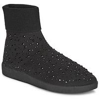 Παπούτσια Γυναίκα Ψηλά Sneakers André BAYA Black