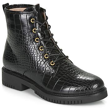 Παπούτσια Γυναίκα Μπότες André NAJOUA Black