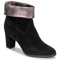 Παπούτσια Γυναίκα Μποτίνια André LILO Black