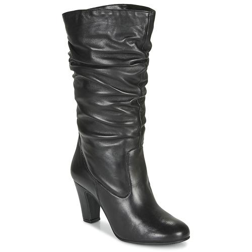 Παπούτσια Γυναίκα Μπότες για την πόλη André LALALY Black
