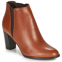Παπούτσια Γυναίκα Μπότες André ELONA Cognac