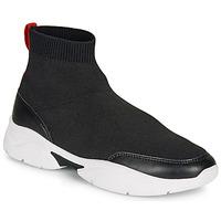 Παπούτσια Γυναίκα Ψηλά Sneakers André BELLA Black