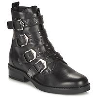 Παπούτσια Γυναίκα Μπότες André NARCISSE Black