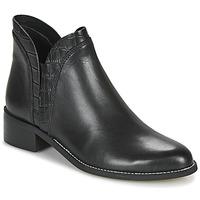 Παπούτσια Γυναίκα Μπότες André NATHO Black