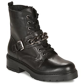 Παπούτσια Γυναίκα Μπότες André NALA Black