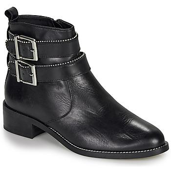 Παπούτσια Γυναίκα Μπότες André LOTUS Black