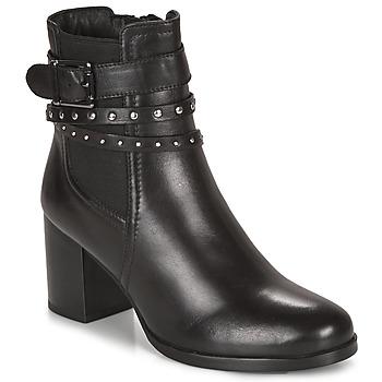 Παπούτσια Γυναίκα Μποτίνια André NOTE Black