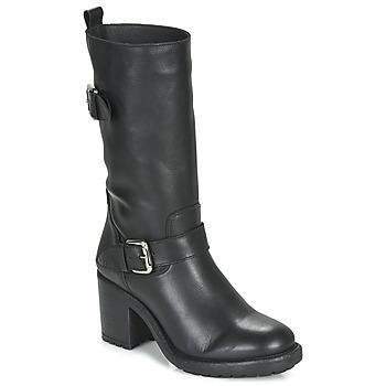 Παπούτσια Γυναίκα Μπότες για την πόλη André NASHVILLE Black