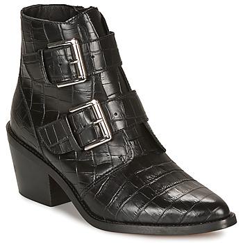 Παπούτσια Γυναίκα Μποτίνια André NAPOLITA Black