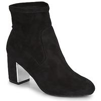 Παπούτσια Γυναίκα Μπότες André LAUGHING Black