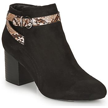 Παπούτσια Γυναίκα Μποτίνια André EVA Black