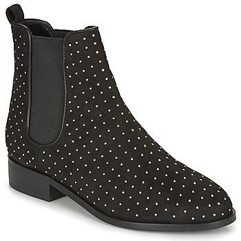 Παπούτσια Γυναίκα Μπότες André LOULLA Black