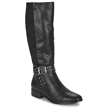 Παπούτσια Γυναίκα Μπότες για την πόλη André NOLLAN Black