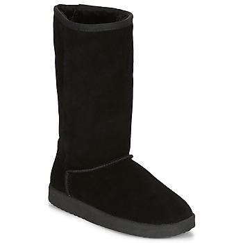 Παπούτσια Γυναίκα Μπότες André TOULOU Black