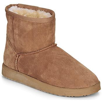 Παπούτσια Γυναίκα Μπότες André TOUSNOW Camel