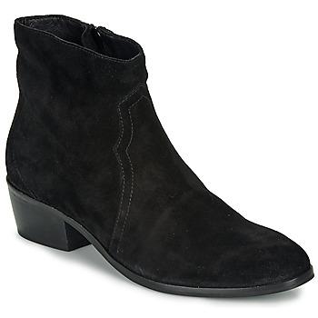 Παπούτσια Γυναίκα Μπότες André ELEANA Black