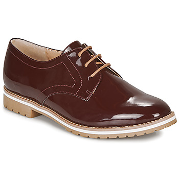 Παπούτσια Γυναίκα Derby André CICERON Red