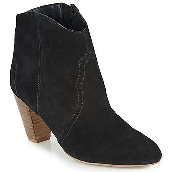 Παπούτσια Γυναίκα Μποτίνια André ETOILA Black