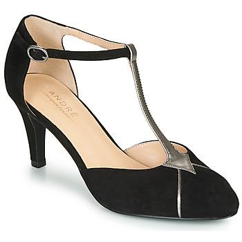 Παπούτσια Γυναίκα Γόβες André LOUCIANE Black