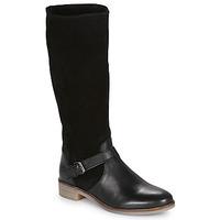 Παπούτσια Γυναίκα Μπότες για την πόλη André ELIA Black