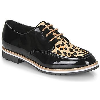 Παπούτσια Γυναίκα Derby André CHARLELIE Leopard
